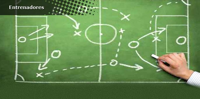 entrenador de futbol sala: